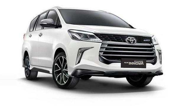 72 Concept of Toyota Kijang Innova 2020 Model with Toyota Kijang Innova 2020
