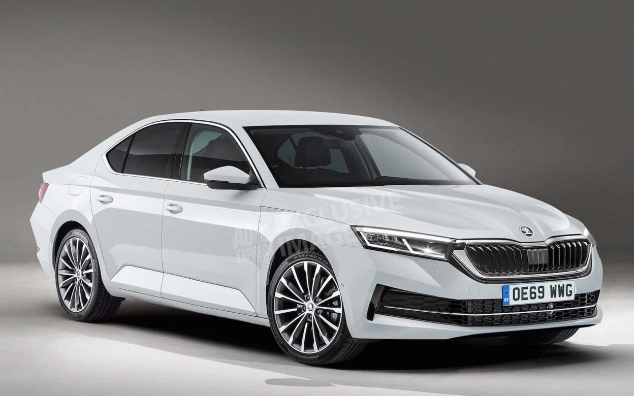 72 Gallery of 2019 New Skoda Superb Reviews with 2019 New Skoda Superb