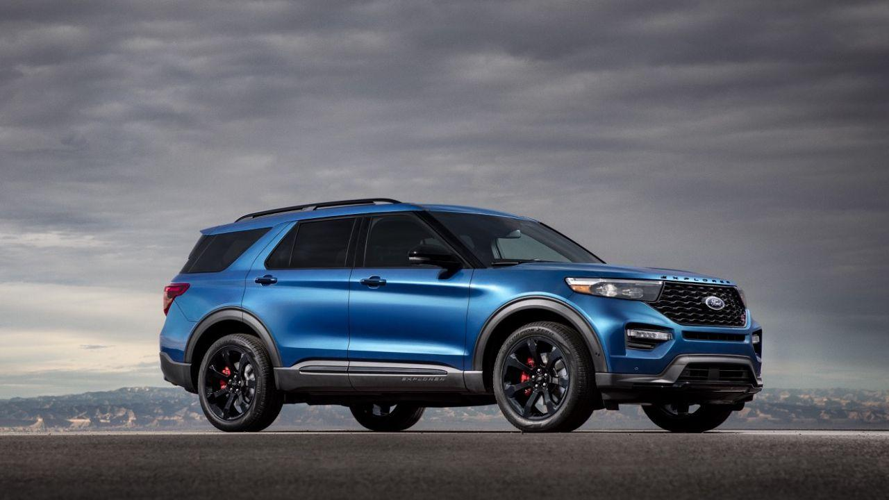 72 Gallery of Ford Hybrid Explorer 2020 Images by Ford Hybrid Explorer 2020