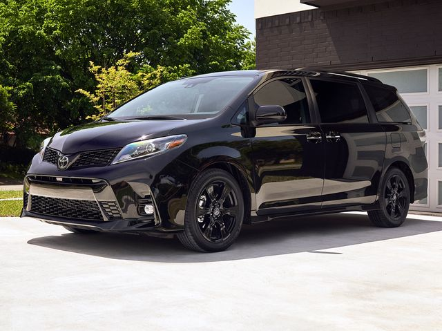 72 Gallery of Toyota Minivan 2020 Price with Toyota Minivan 2020