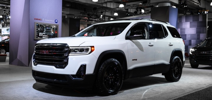 72 New New Gmc Acadia 2020 Redesign by New Gmc Acadia 2020