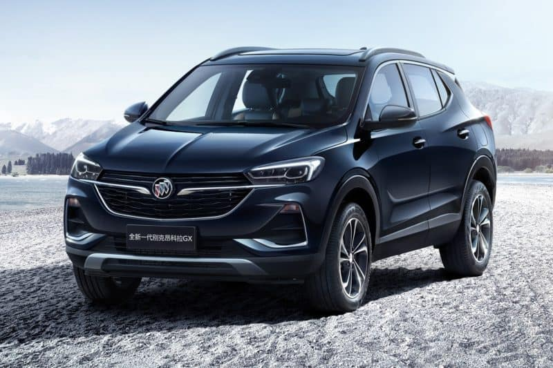 73 Concept of New Buick Suv For 2020 Concept by New Buick Suv For 2020