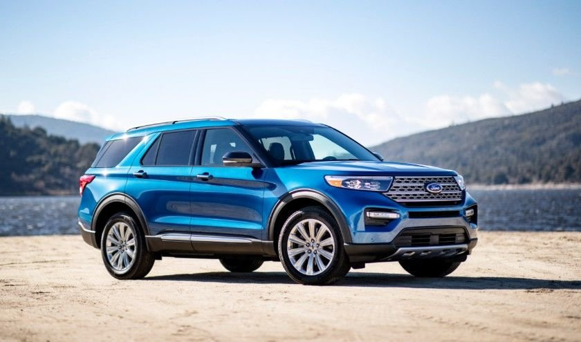 73 New Ford Hybrid Explorer 2020 Redesign with Ford Hybrid Explorer 2020