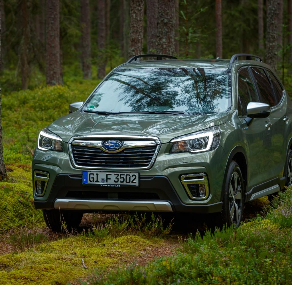 73 New Subaru Forester 2020 Images by Subaru Forester 2020