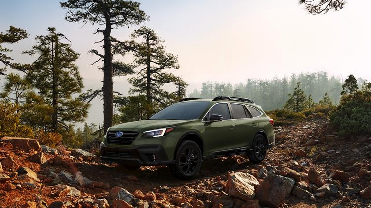 73 The 2020 Subaru Outback Ground Clearance Overview with 2020 Subaru Outback Ground Clearance