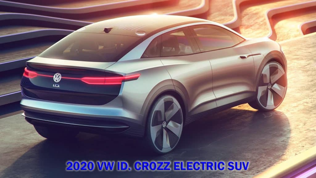 74 All New Volkswagen I D Crozz 2020 Reviews for Volkswagen I D Crozz 2020