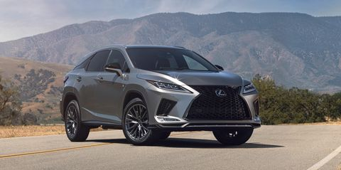 74 Best Review Lexus Suv 2020 New Review for Lexus Suv 2020