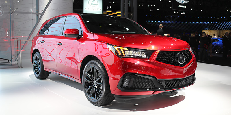 74 Gallery of 2020 Acura Mdx Ny Auto Show Images for 2020 Acura Mdx Ny Auto Show