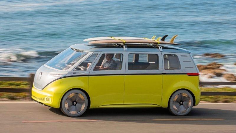 74 Great Volkswagen Bulli 2020 Release Date for Volkswagen Bulli 2020
