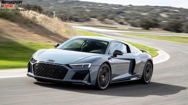 74 New 2019 Audi R8 Configurations with 2019 Audi R8