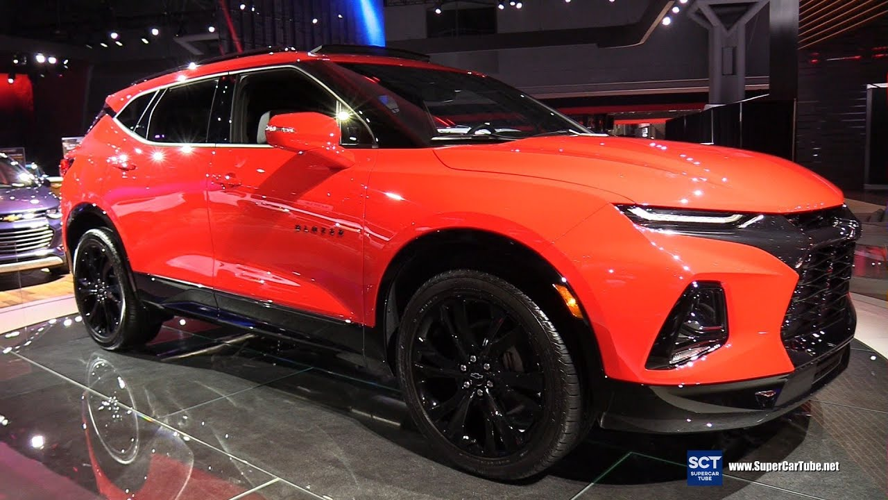 74 New Chevrolet Blazer 2020 Specs and Review with Chevrolet Blazer 2020