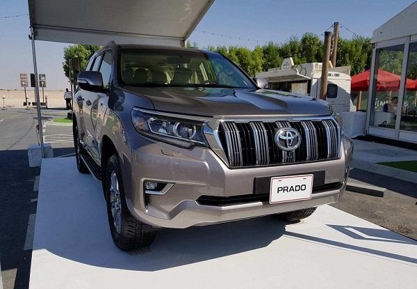 75 All New Toyota Prado 2020 Model Review with Toyota Prado 2020 Model