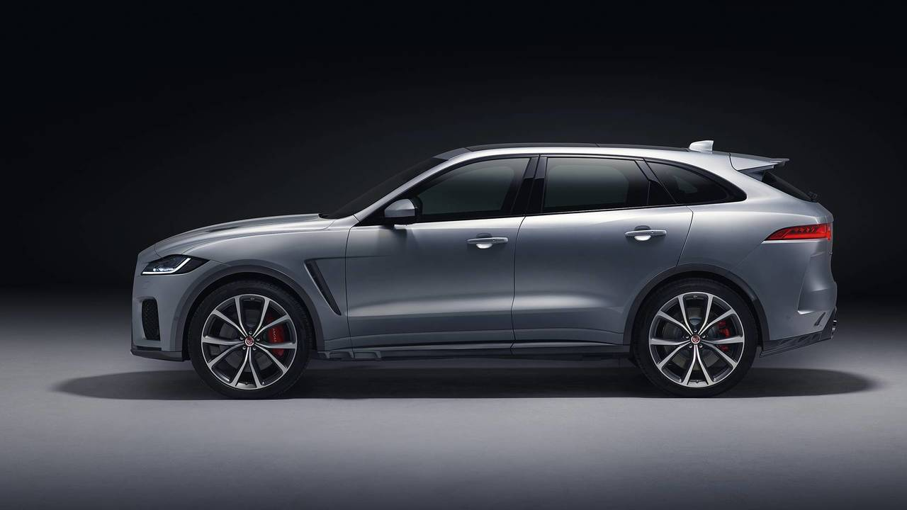 75 Concept of Jaguar F Pace 2020 Model Picture with Jaguar F Pace 2020 Model