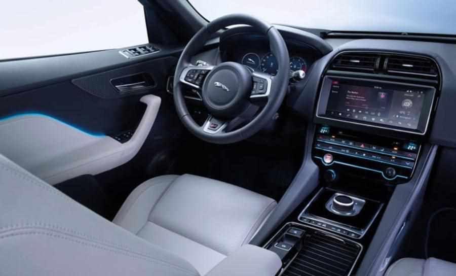 75 Concept of Jaguar F Pace 2020 Model Picture with Jaguar F Pace 2020 Model