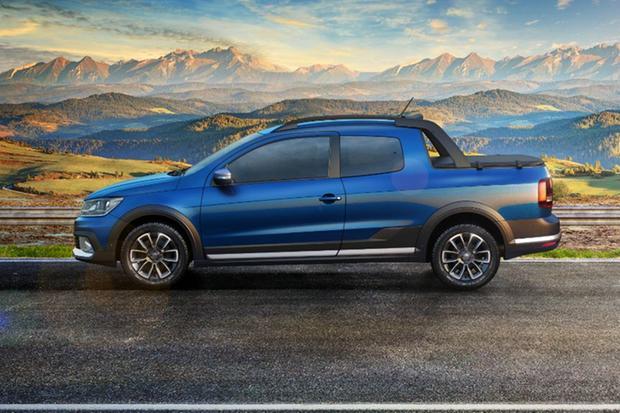 75 New Volkswagen Saveiro 2020 Release Date by Volkswagen Saveiro 2020