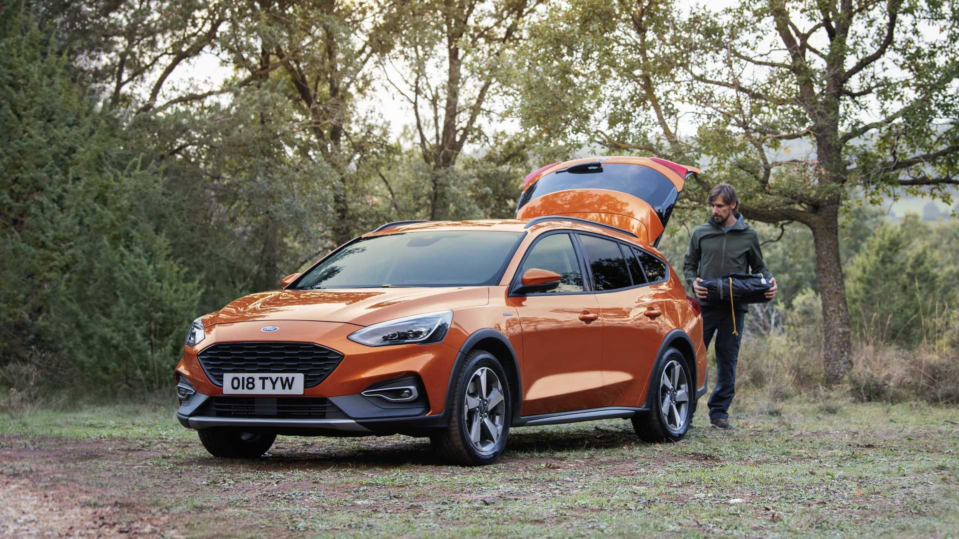 75 The 2020 Ford Focus Active Price and Review with 2020 Ford Focus Active