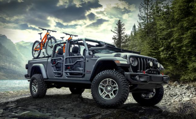 75 The When Can You Buy A 2020 Jeep Gladiator Performance and New Engine with When Can You Buy A 2020 Jeep Gladiator