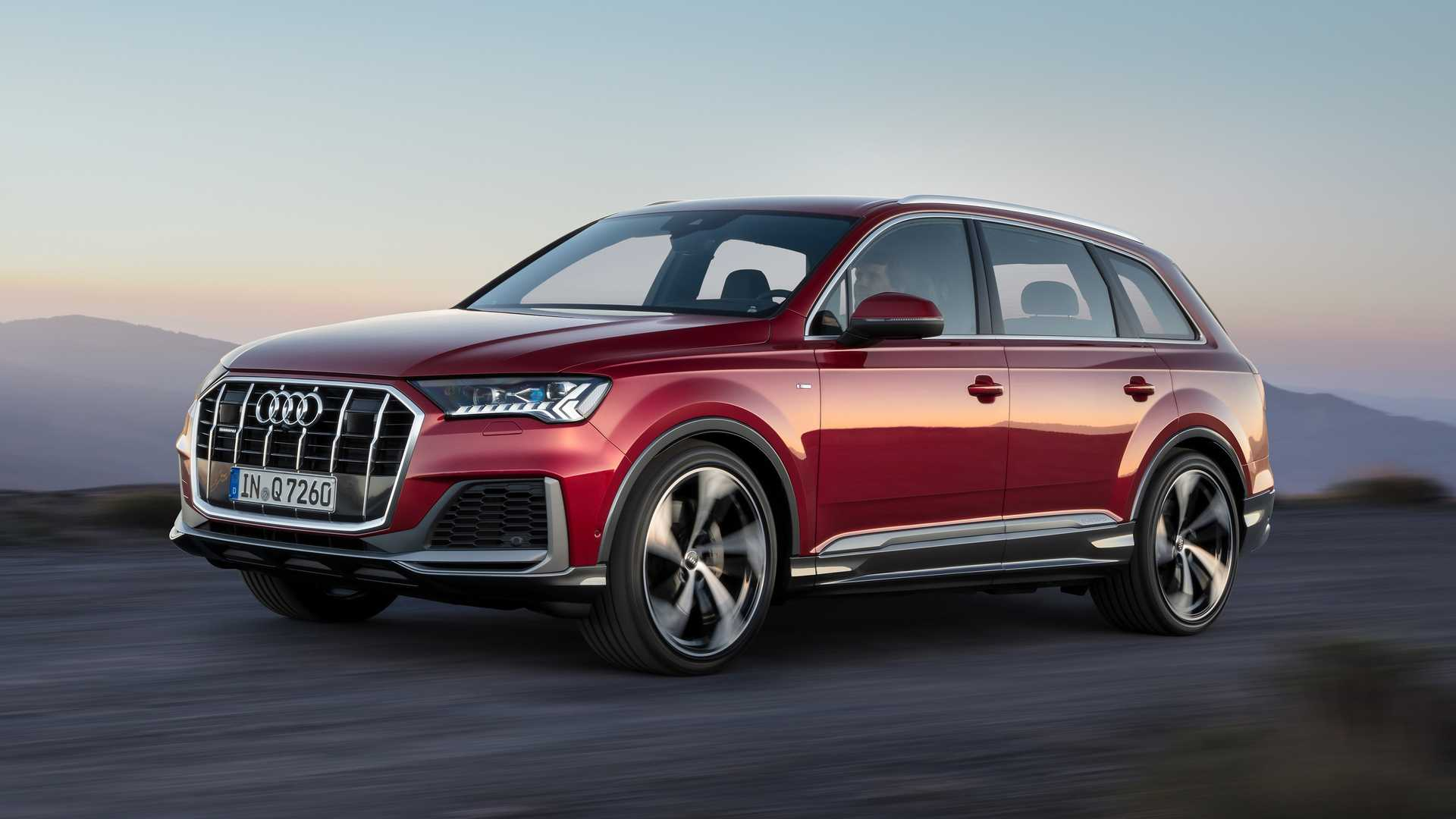 76 All New Audi Hybrid Range 2020 Price and Review with Audi Hybrid Range 2020
