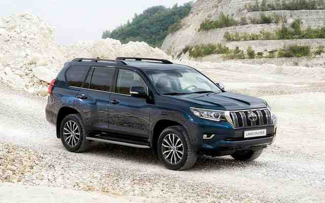 76 Gallery of Toyota Prado 2020 Configurations by Toyota Prado 2020