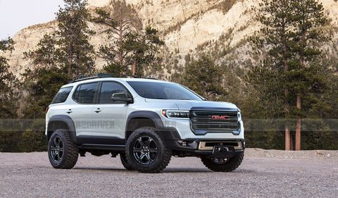 76 Great New 2020 Gmc Jimmy Exterior and Interior with New 2020 Gmc Jimmy