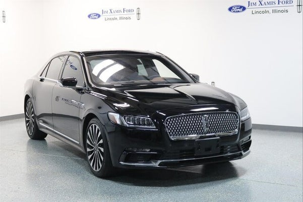 77 All New 2019 The Lincoln Continental Concept with 2019 The Lincoln Continental