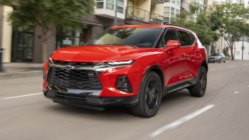 77 Concept of Chevrolet Blazer 2020 Configurations by Chevrolet Blazer 2020