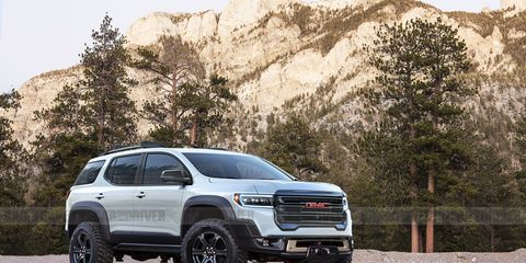77 Gallery of New 2020 Gmc Jimmy Configurations with New 2020 Gmc Jimmy