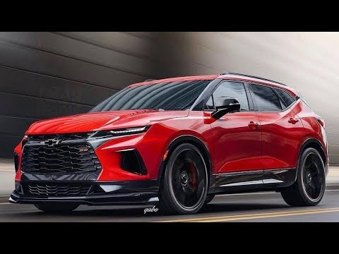 77 Great Chevrolet Blazer 2020 Concept for Chevrolet Blazer 2020
