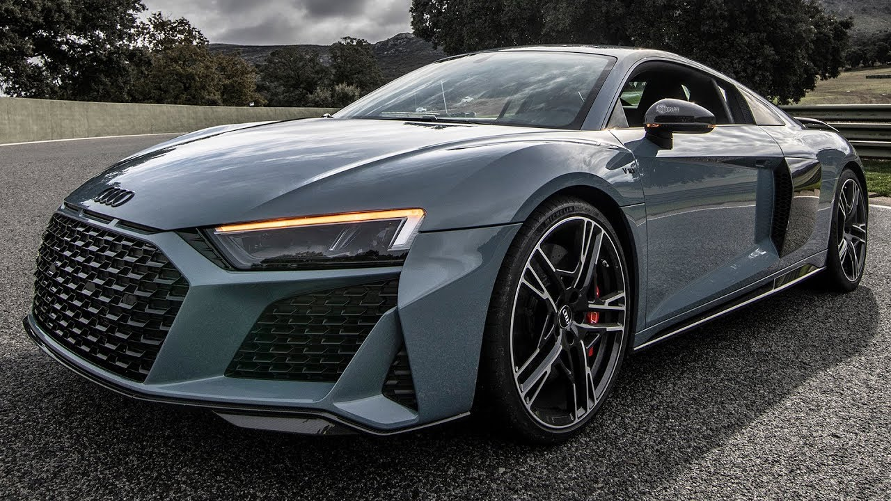77 New 2019 Audi R8 Interior with 2019 Audi R8