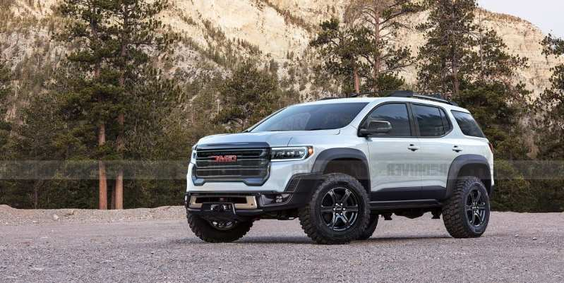 78 The New 2020 Gmc Jimmy Redesign and Concept for New 2020 Gmc Jimmy