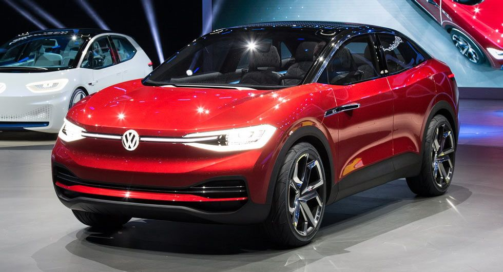 79 Best Review Volkswagen I D Crozz 2020 Price with Volkswagen I D Crozz 2020