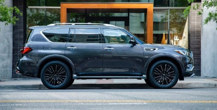 79 Concept of Infiniti Qx80 2020 Model Release with Infiniti Qx80 2020 Model