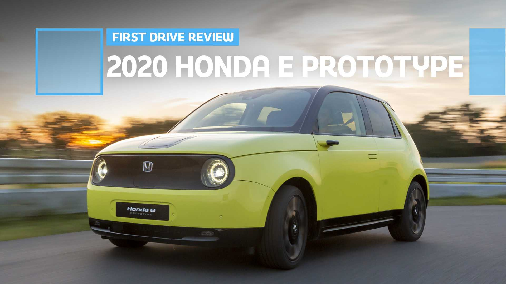 79 Great Honda E2020 Spy Shoot for Honda E2020