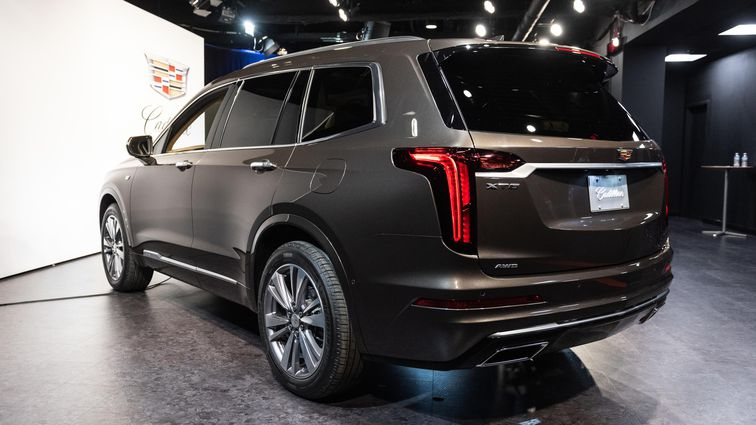 80 Gallery of 2020 Cadillac Xt6 Interior Pricing with 2020 Cadillac Xt6 Interior