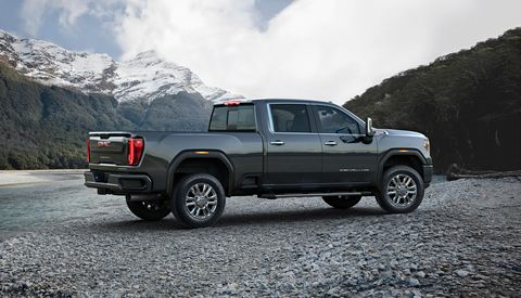 80 Gallery of Pics Of 2020 Gmc 2500 Concept for Pics Of 2020 Gmc 2500