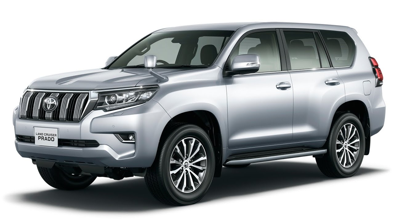 80 Gallery of Toyota Prado 2020 Review with Toyota Prado 2020