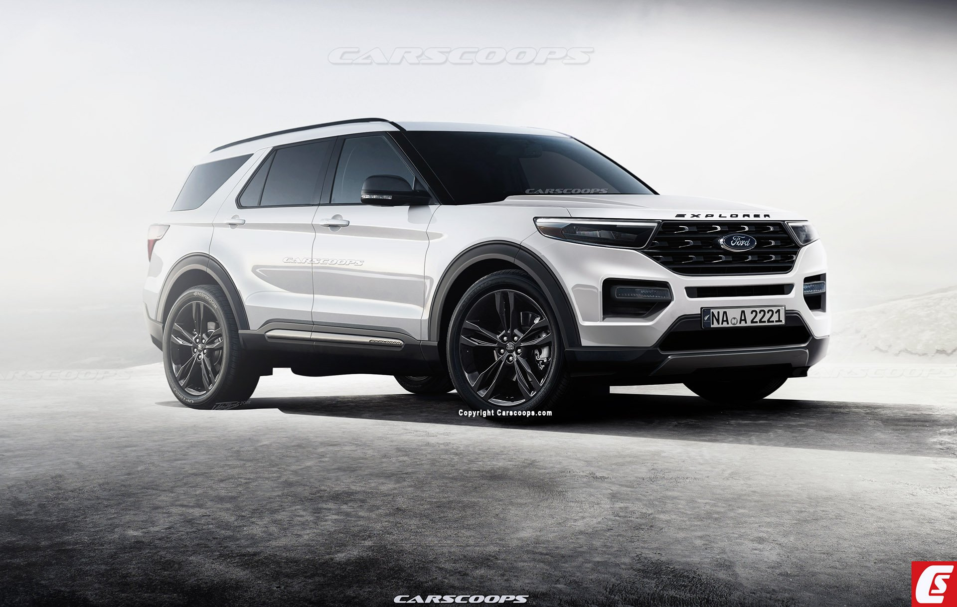 80 Gallery of When Will 2020 Ford Explorer Be Available Redesign for When Will 2020 Ford Explorer Be Available