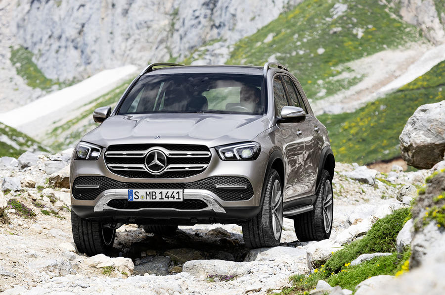 80 Great 2019 Mercedes Ml Class Spy Shoot for 2019 Mercedes Ml Class