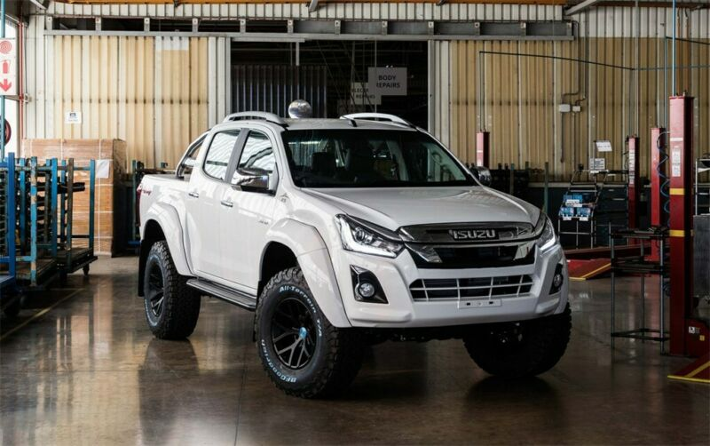 80 Great 2020 Isuzu Dmax Research New for 2020 Isuzu Dmax