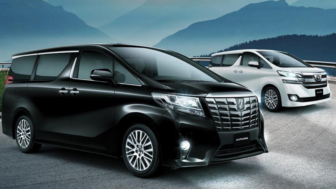 81 All New 2019 Toyota Alphard Style with 2019 Toyota Alphard