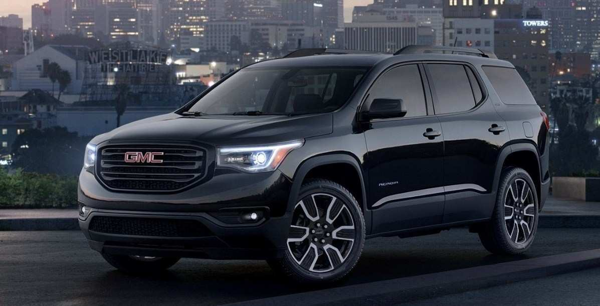 81 All New 2020 Gmc Acadia Mpg History with 2020 Gmc Acadia Mpg