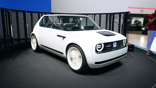 81 Concept of Honda E2020 Picture by Honda E2020