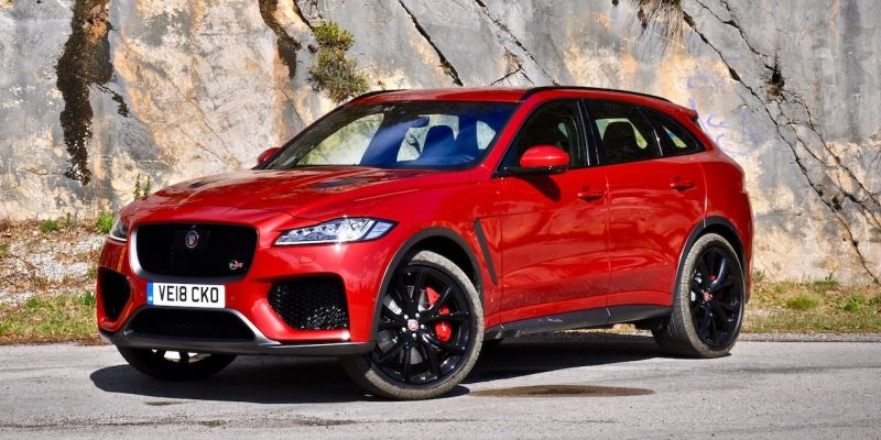 81 Gallery of Jaguar F Pace 2020 Model Images with Jaguar F Pace 2020 Model