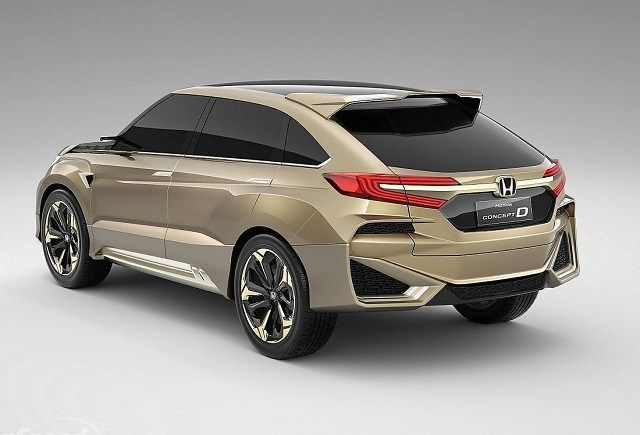 81 Great 2019 Honda Crosstour Interior with 2019 Honda Crosstour