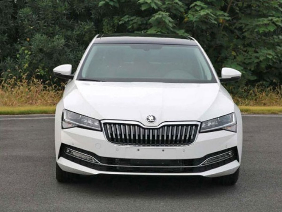 81 Great 2019 New Skoda Superb Rumors for 2019 New Skoda Superb