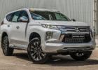 81 New Mitsubishi Pajero Wagon 2020 Configurations with Mitsubishi Pajero Wagon 2020