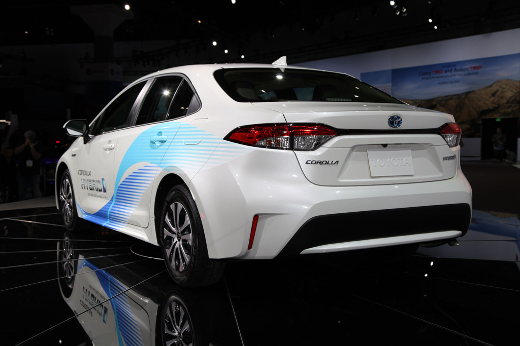 81 New Toyota Corolla Hybrid 2020 Concept for Toyota Corolla Hybrid 2020