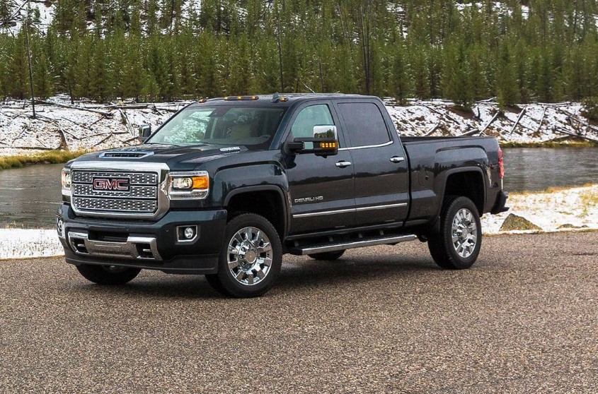 81 The 2020 Gmc 2500 Launch Date New Concept by 2020 Gmc 2500 Launch Date