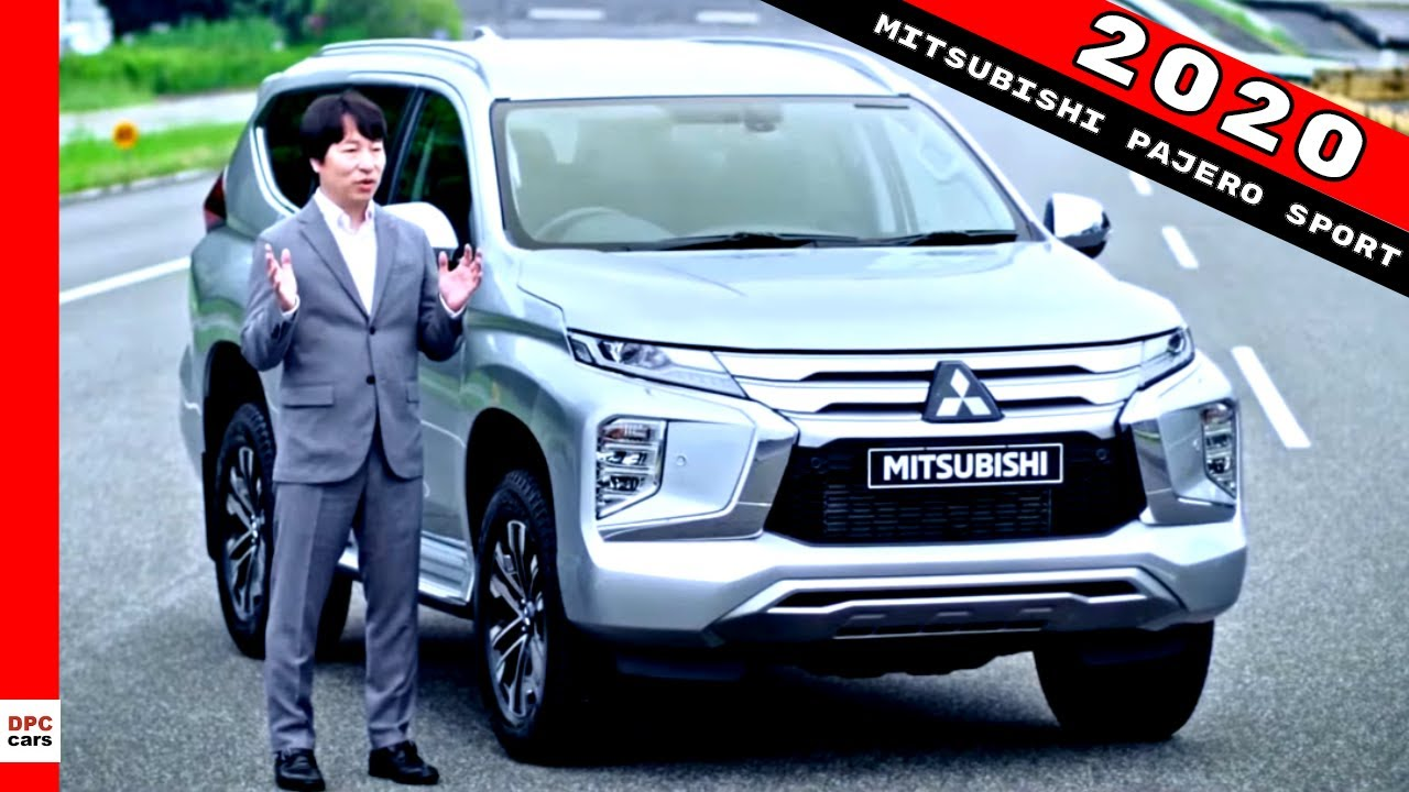 82 Gallery of Mitsubishi Montero 2020 Model Redesign and Concept with Mitsubishi Montero 2020 Model