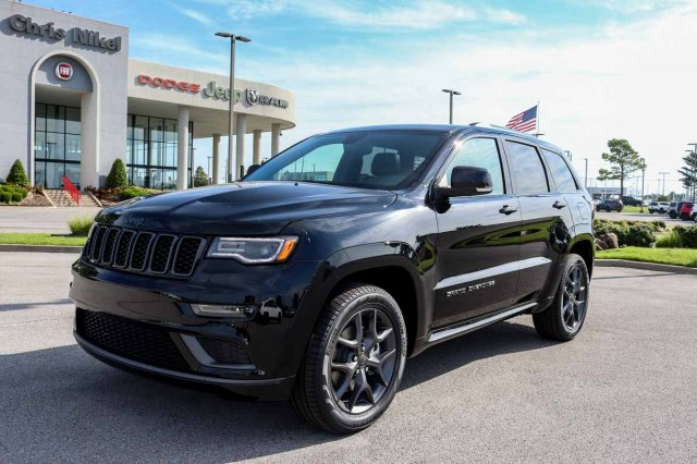 82 The 2020 Jeep Grand Cherokee Limited X Configurations for 2020 Jeep Grand Cherokee Limited X